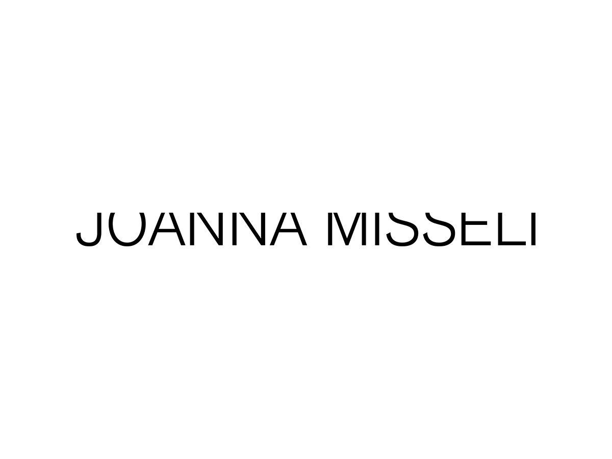 • Joanna Misseli – Creative direction + Visual identity + Website 0