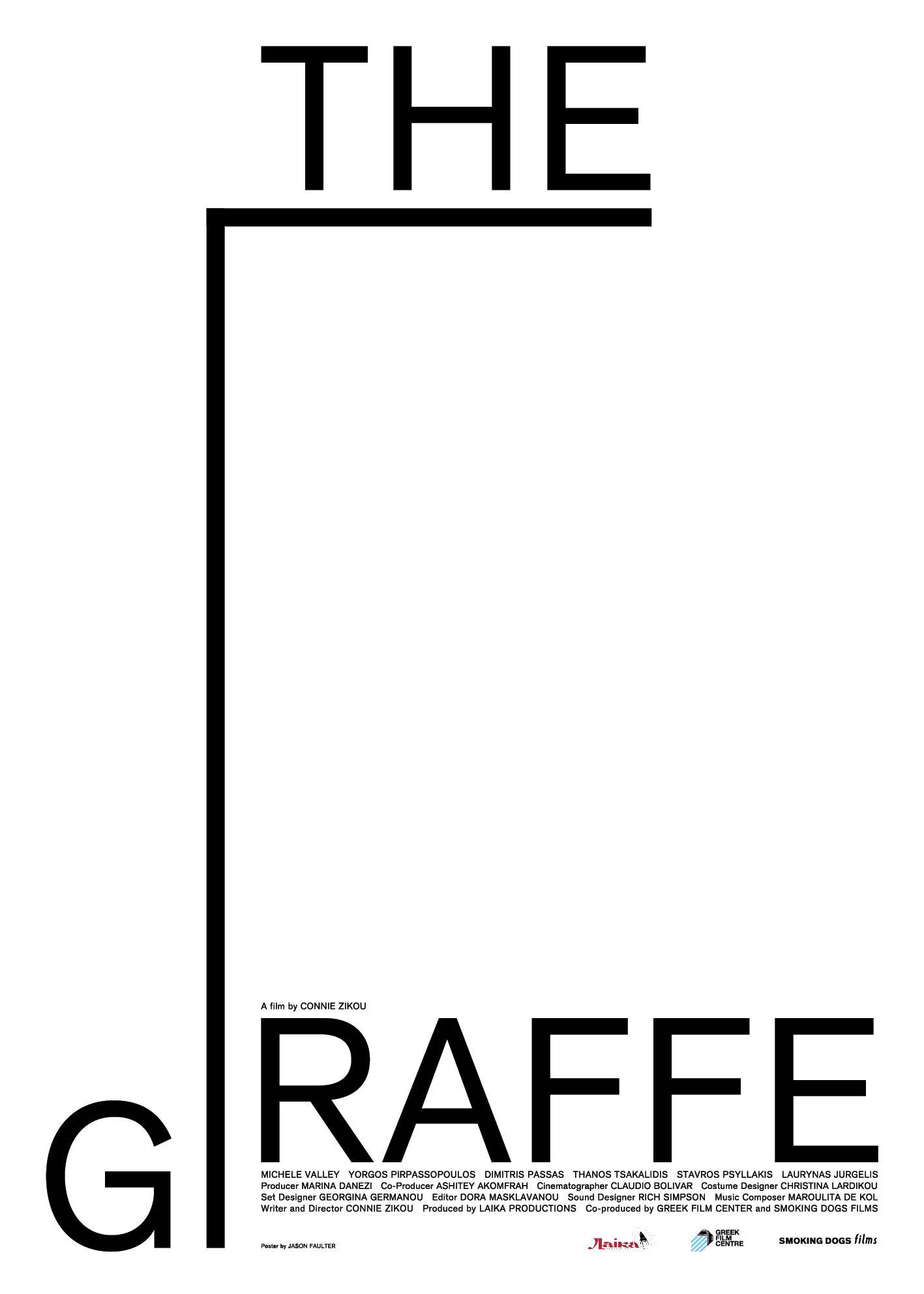 • The giraffe – Poster 0